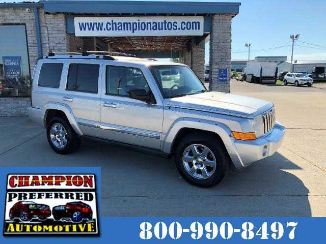 Jeep Commander 2006 $9850.00 incacar.com