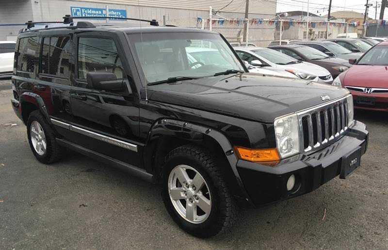 Jeep Commander 2006 $4495.00 incacar.com