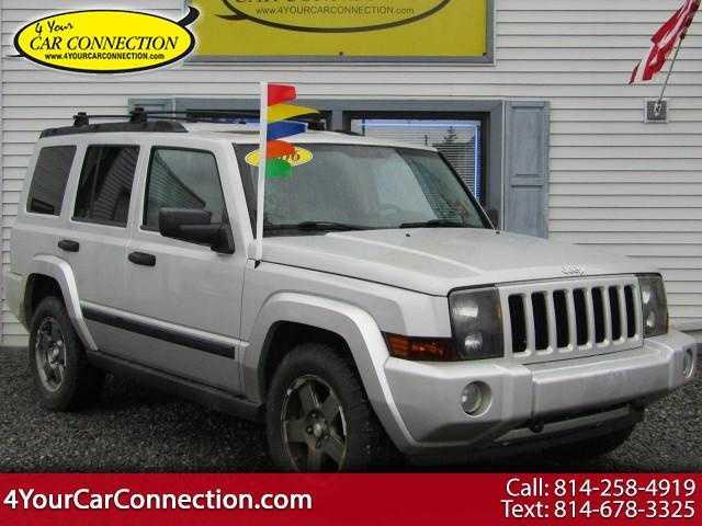 Jeep Commander 2006 $3995.00 incacar.com
