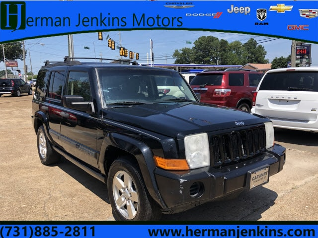 Jeep Commander 2006 $5981.00 incacar.com