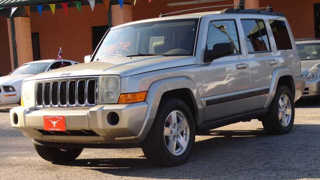 Jeep Commander 2007 $4495.00 incacar.com