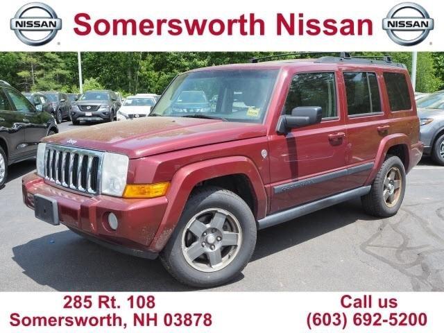 Jeep Commander 2007 $7986.00 incacar.com