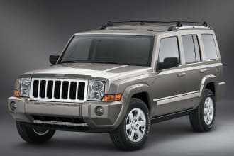 Jeep Commander 2007 $7988.00 incacar.com