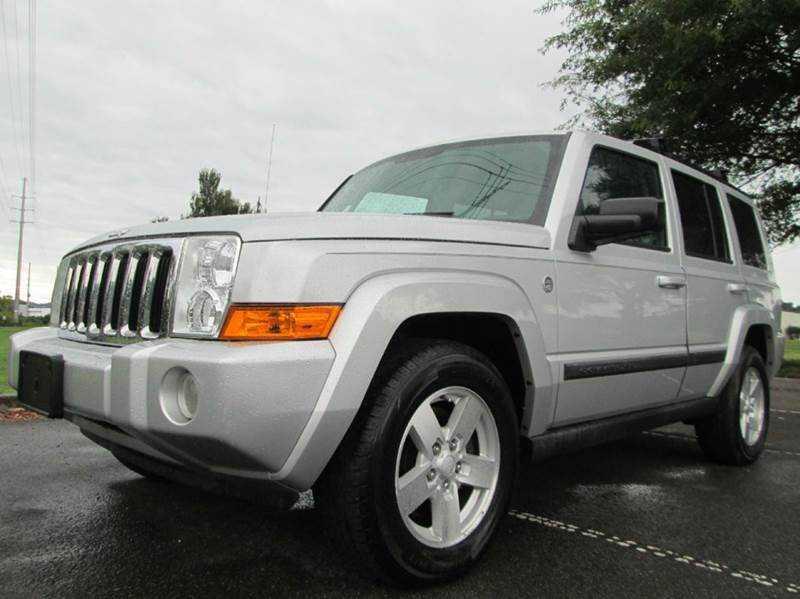 Jeep Commander 2007 $4999.00 incacar.com