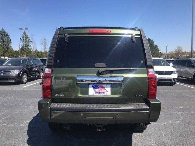 Jeep Commander 2007 $10990.00 incacar.com