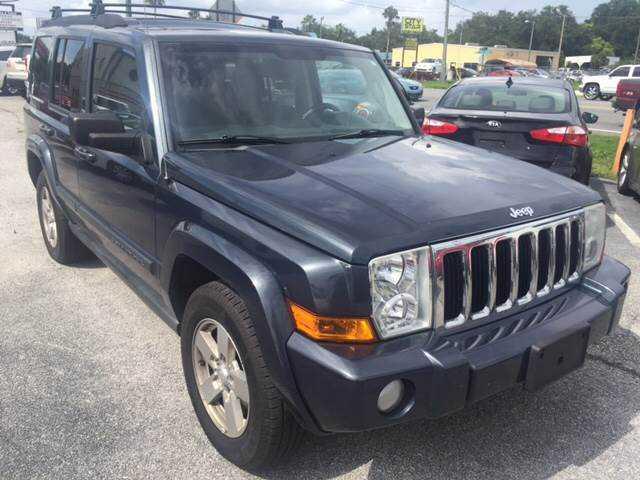 Jeep Commander 2007 $5990.00 incacar.com