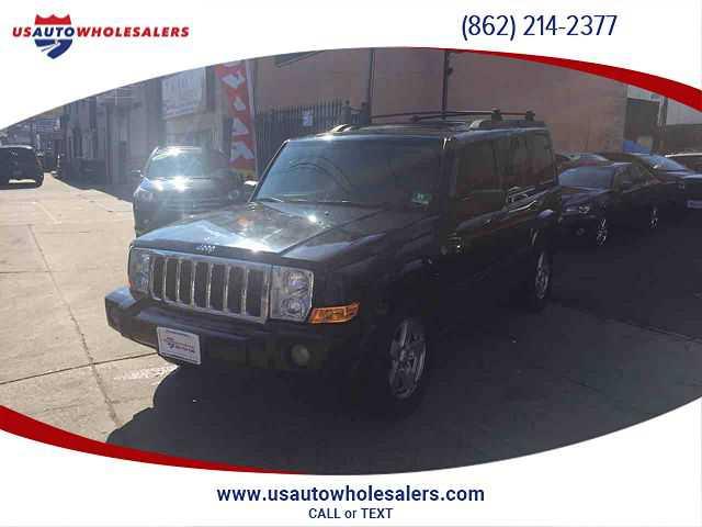 Jeep Commander 2007 $3990.00 incacar.com