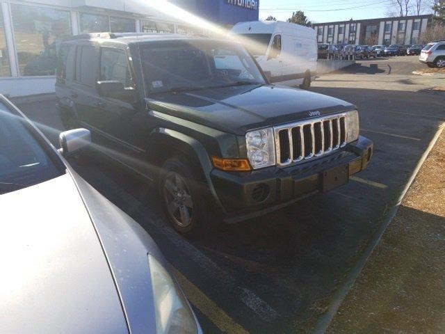 Jeep Commander 2007 $6133.00 incacar.com