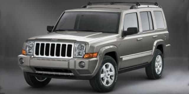 Jeep Commander 2007 $6991.00 incacar.com