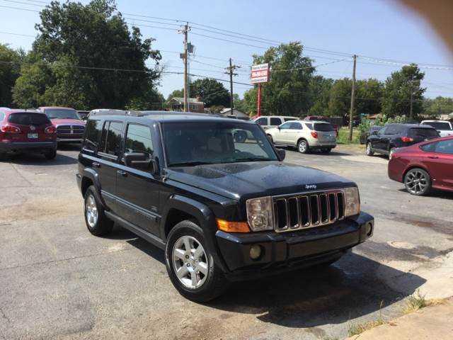 Jeep Commander 2007 $5999.00 incacar.com
