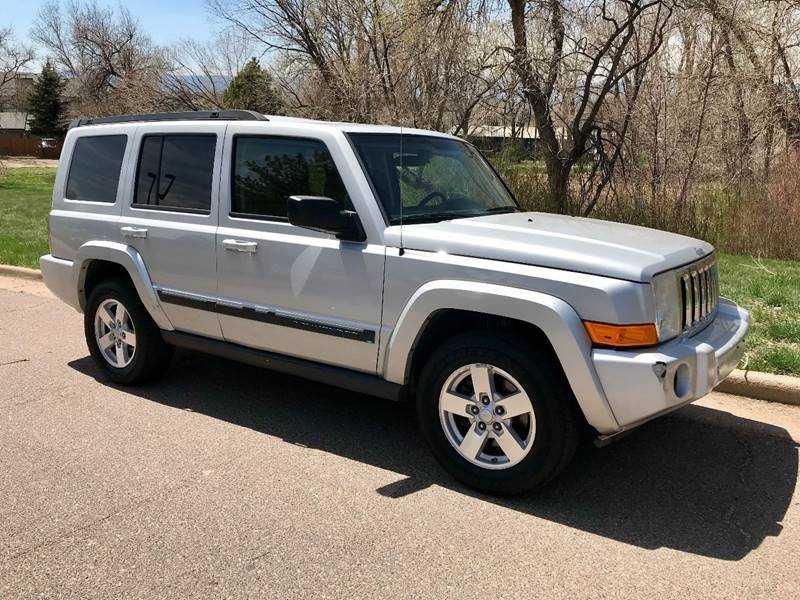 Jeep Commander 2007 $6299.00 incacar.com