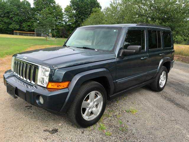 Jeep Commander 2008 $2500.00 incacar.com