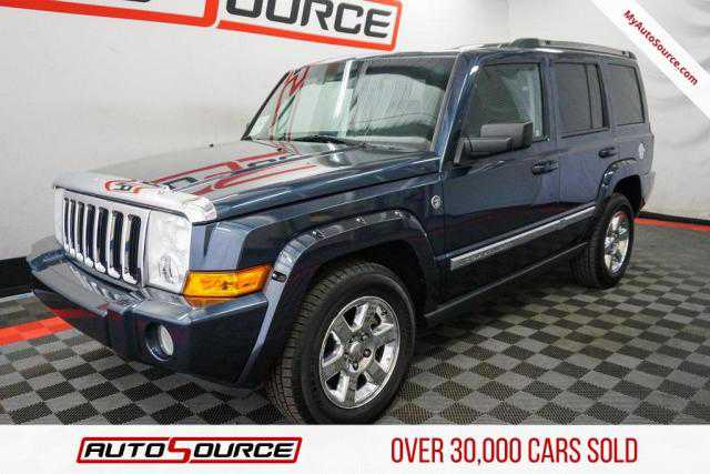 Jeep Commander 2008 $8999.00 incacar.com