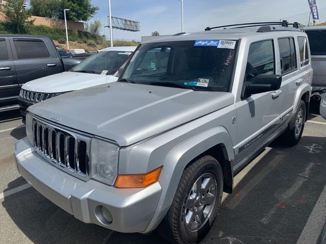 Jeep Commander 2008 $10944.00 incacar.com