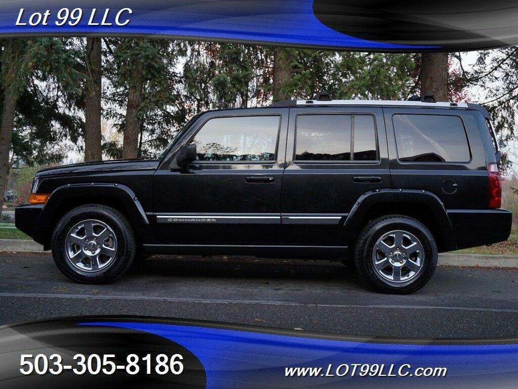 Jeep Commander 2008 $7995.00 incacar.com