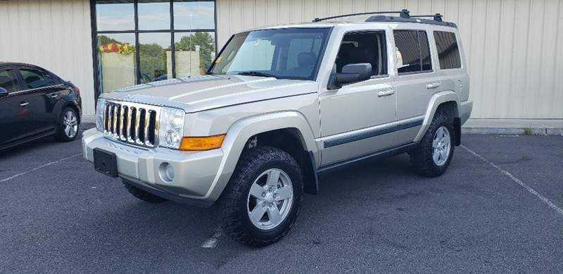 Jeep Commander 2008 $10995.00 incacar.com