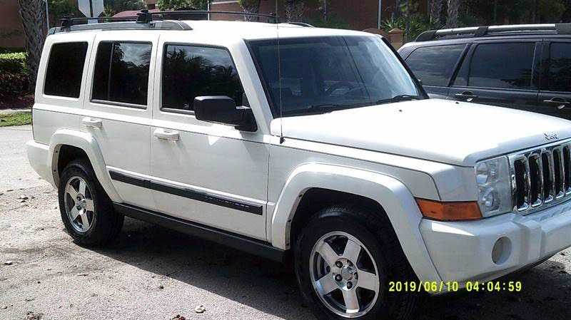 Jeep Commander 2009 $3950.00 incacar.com