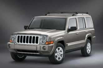 Jeep Commander 2009 $2175.00 incacar.com