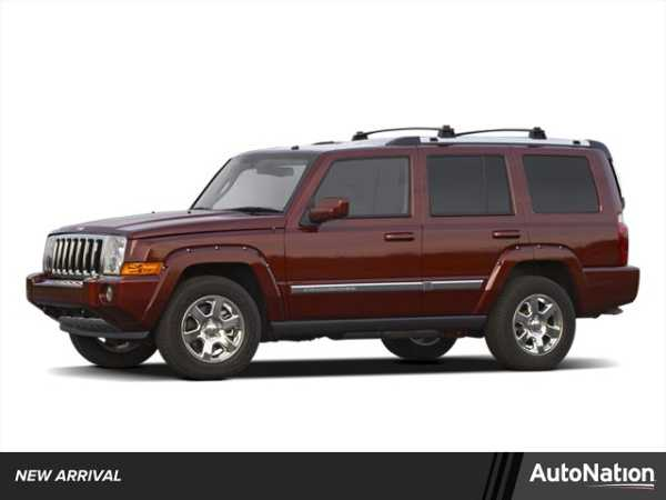 Jeep Commander 2010 $8486.00 incacar.com