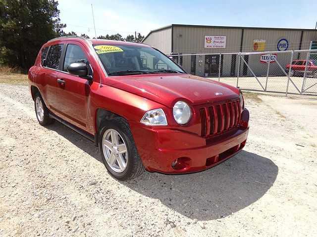 Jeep Compass 2007 $5489.00 incacar.com