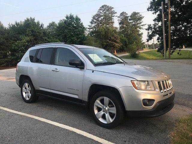 Jeep Compass 2012 $4850.00 incacar.com