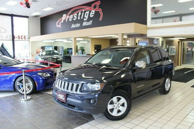 used Jeep Compass 2014 vin: 1C4NJCBA9ED594436