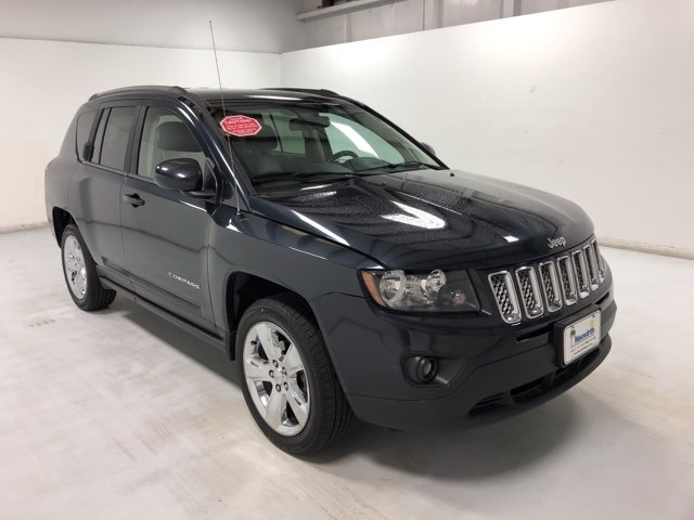 used Jeep Compass 2014 vin: 1C4NJDEB9ED673812