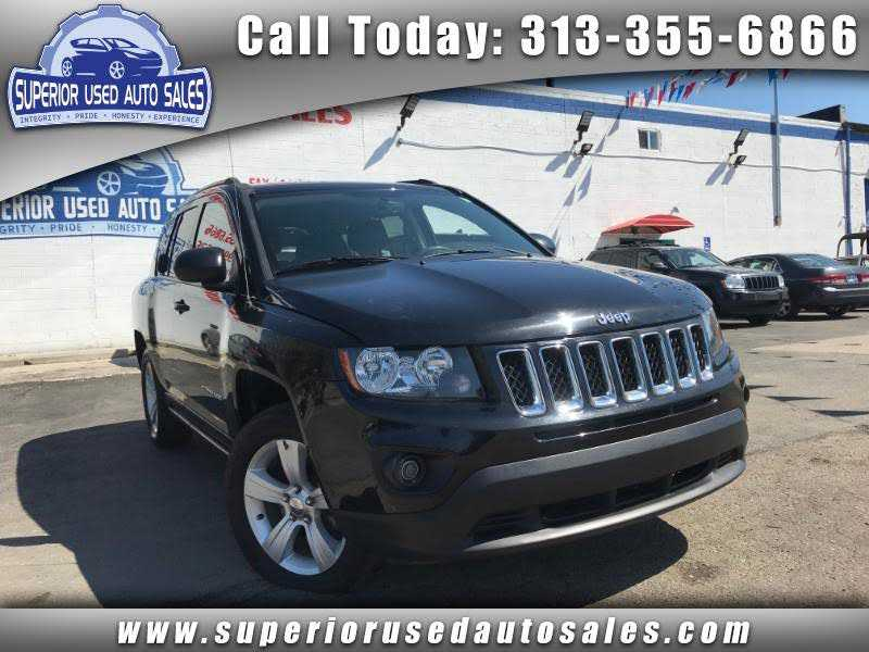 Jeep Compass 2016 $6500.00 incacar.com