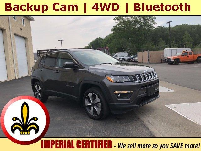 Jeep Compass 2018 $23377.00 incacar.com
