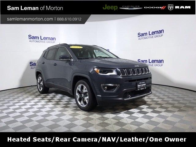 Jeep Compass 2018 $23000.00 incacar.com