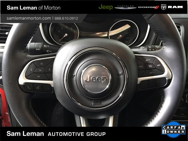 Jeep Compass 2018 $18400.00 incacar.com