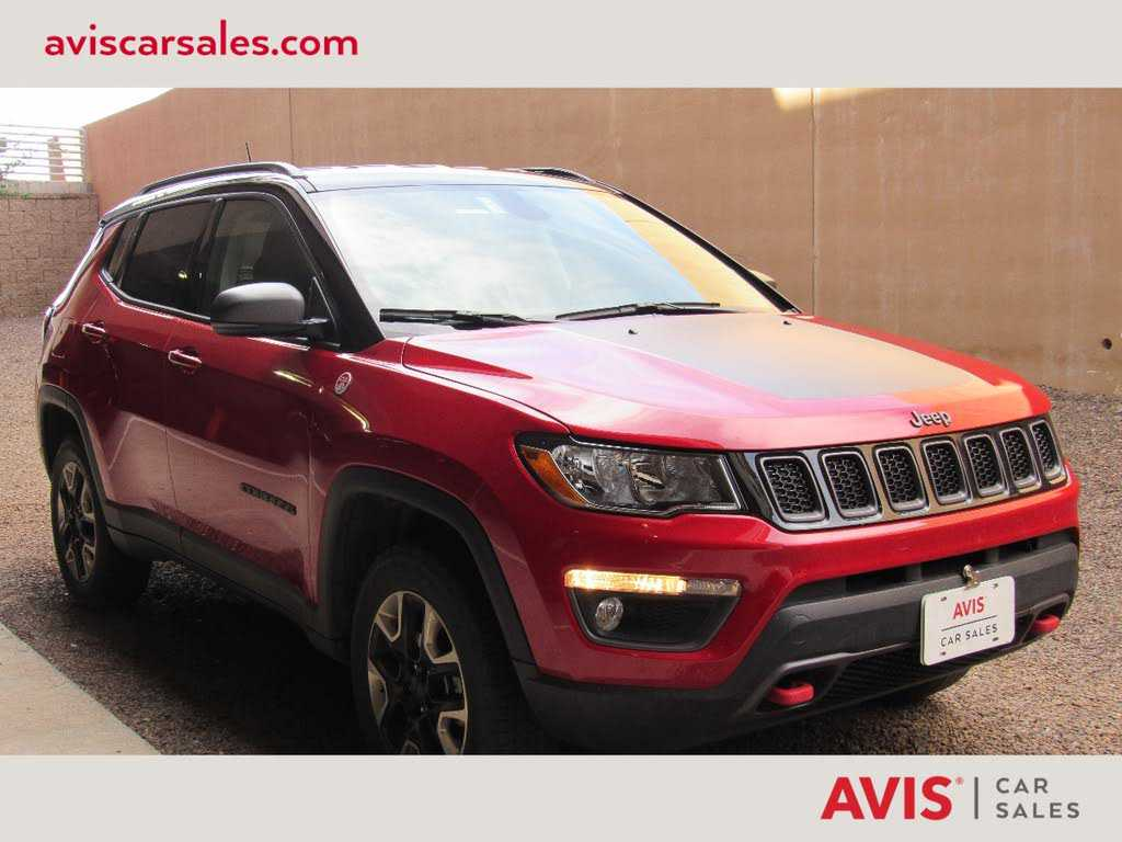 Jeep Compass 2018 $21172.00 incacar.com