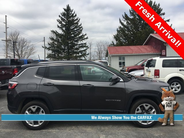 Jeep Compass 2018 $24631.00 incacar.com