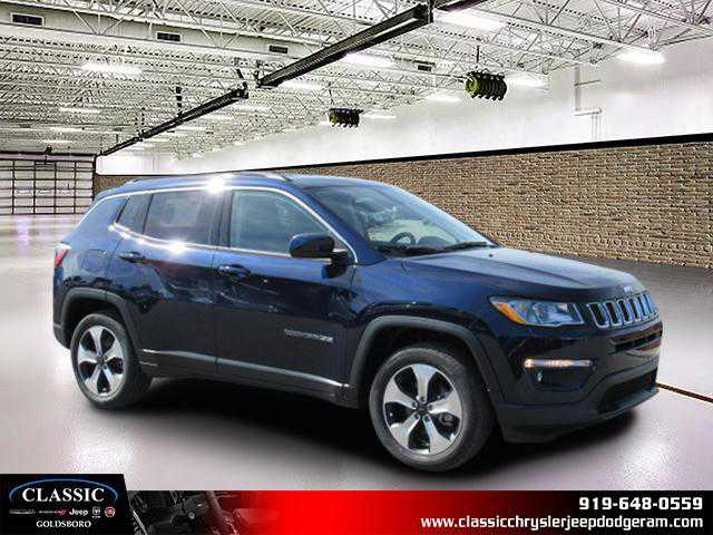used Jeep Compass 2018 vin: 3C4NJCBB8JT226732