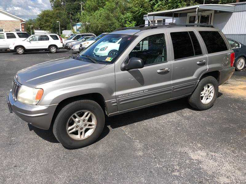 Jeep Grand Cherokee 1999 $3950.00 incacar.com