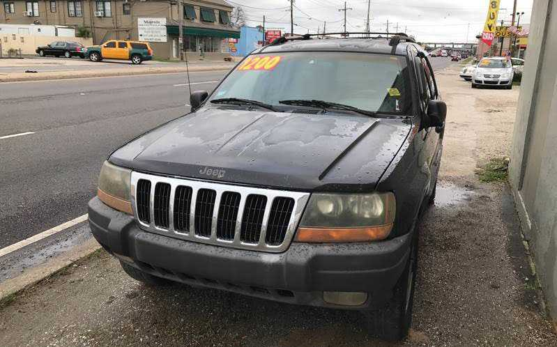 Jeep Grand Cherokee 1999 $1200.00 incacar.com