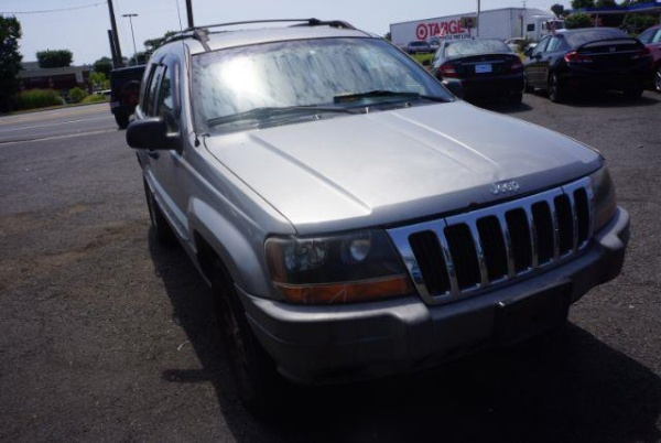 used Jeep Grand Cherokee 2000 vin: 1J4GW48S7YC121865