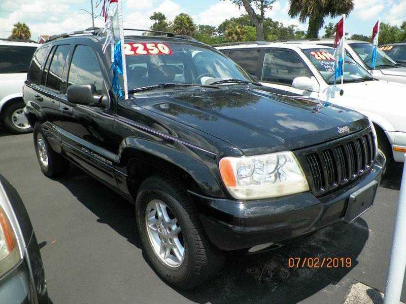 Jeep Grand Cherokee 2000 $2250.00 incacar.com