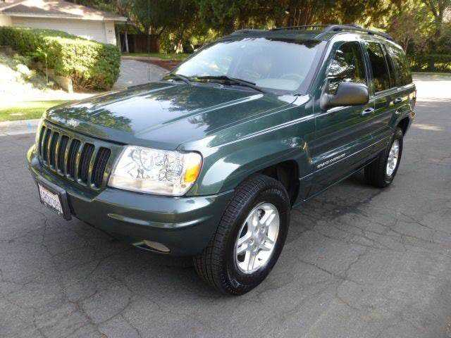 Jeep Grand Cherokee 2000 $4500.00 incacar.com