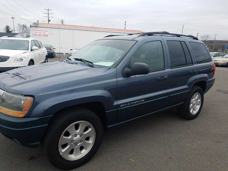 Jeep Grand Cherokee 2001 $2200.00 incacar.com
