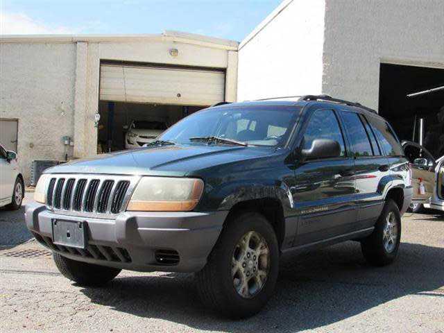 Jeep Grand Cherokee 2001 $899.00 incacar.com