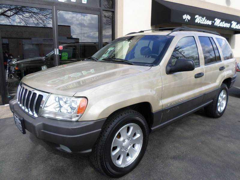 Jeep Grand Cherokee 2001 $4995.00 incacar.com