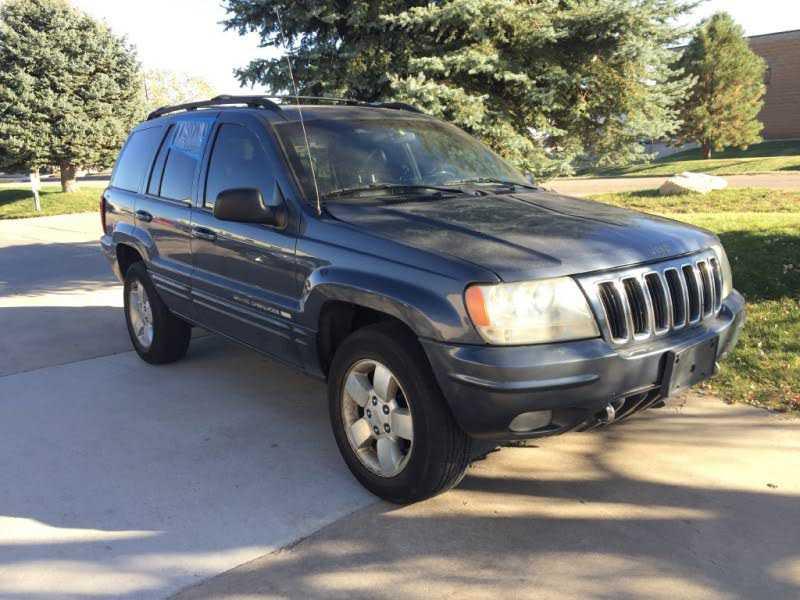 Jeep Grand Cherokee 2001 $999.00 incacar.com