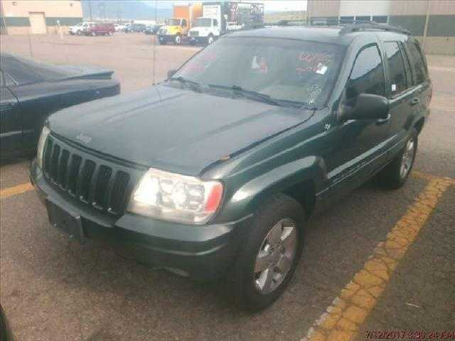 Jeep Grand Cherokee 2001 $2500.00 incacar.com