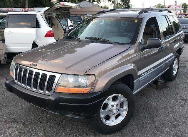 Jeep Grand Cherokee 2001 $1150.00 incacar.com