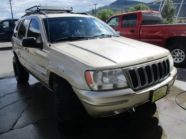 Jeep Grand Cherokee 2001 $3995.00 incacar.com