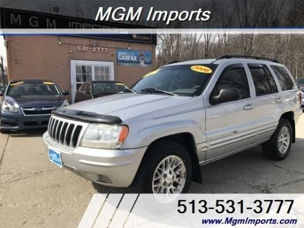 Jeep Grand Cherokee 2002 $3295.00 incacar.com