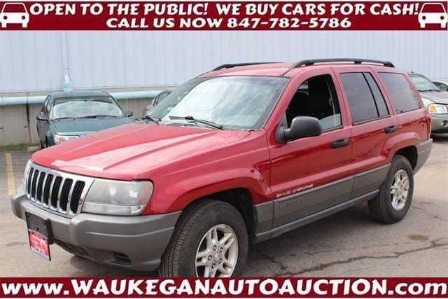 Jeep Grand Cherokee 2002 $1400.00 incacar.com