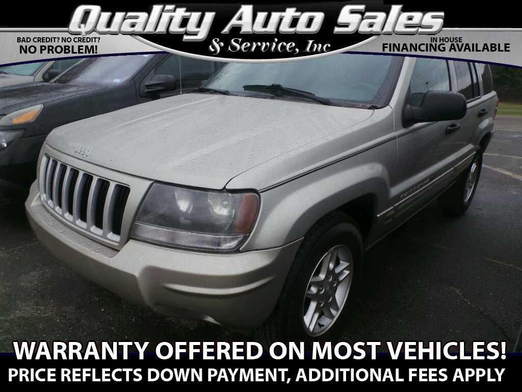 Jeep Grand Cherokee 2004 $2850.00 incacar.com