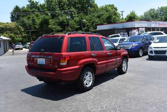 Jeep Grand Cherokee 2004 $3495.00 incacar.com